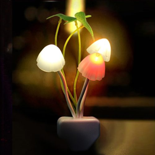 Mushroom Light LED Night Lamp