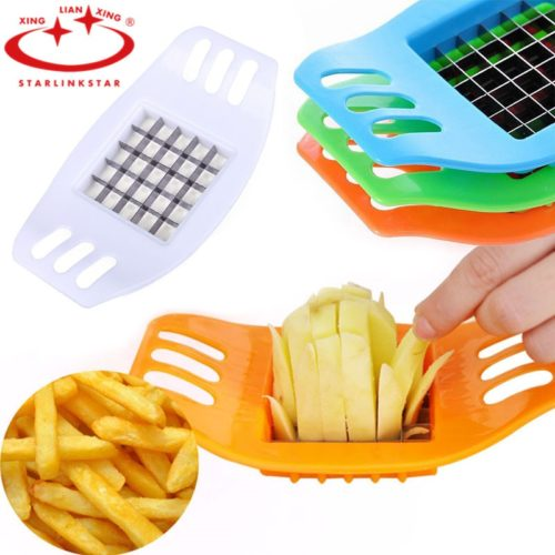 Potato Fry Cutter Hand Cut French Fries