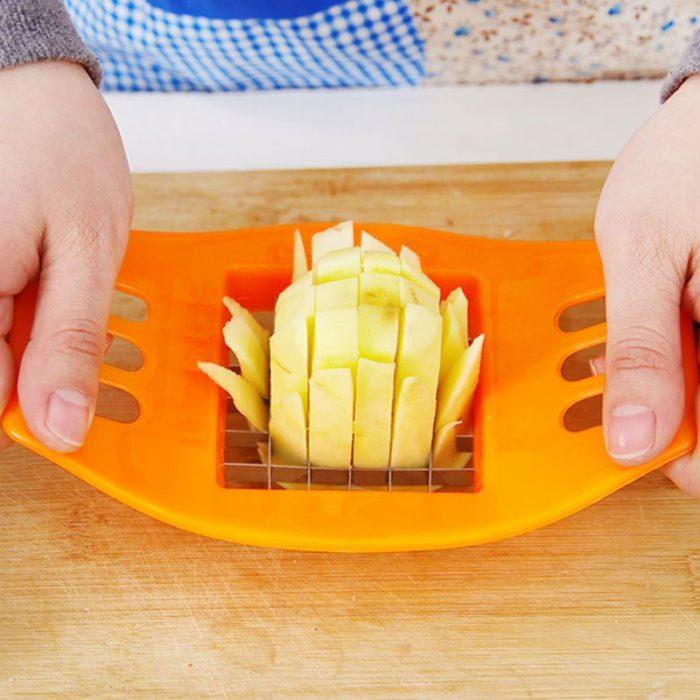 Potato Fry Cutter Hand Cut French Fries