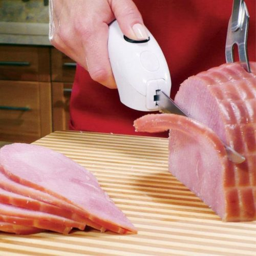 Cordless Electric Knife Kitchen Tool