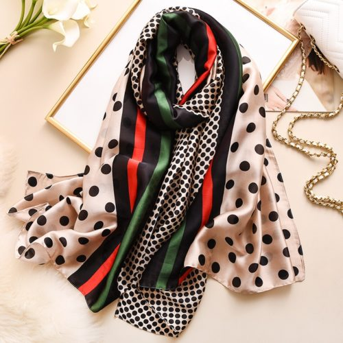 Ladies Silk Scarf Fashion Accessory