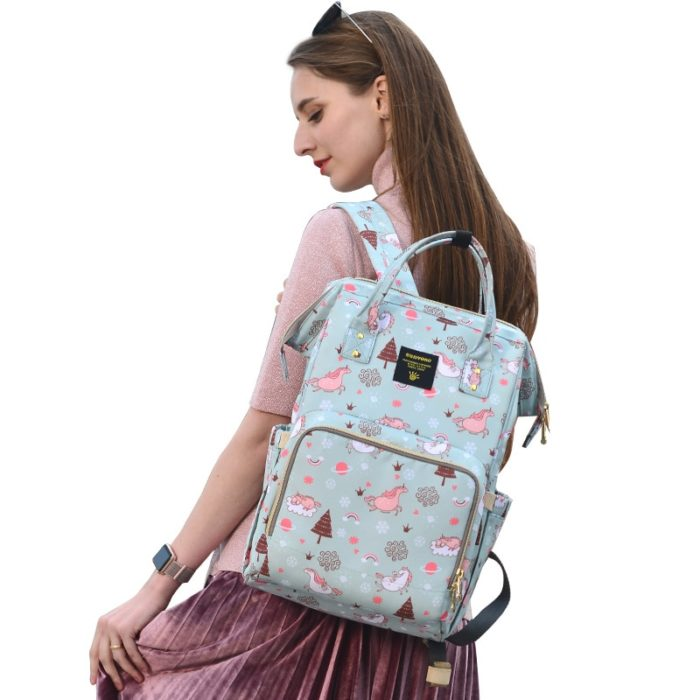Baby Changing Bag Backpack For Mommies