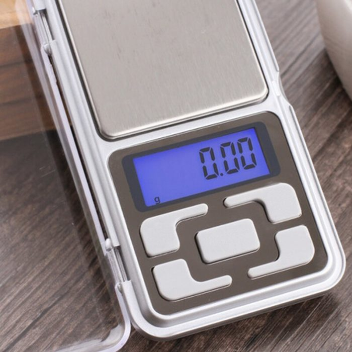 Mini Scale Pocket Size Digital Scale with Cover