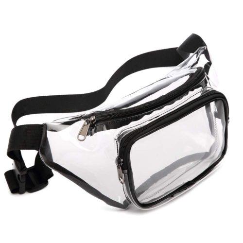 Clear Fanny Pack Belt Bag