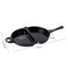 Omelette Pan Easy Flip Double Sided Pan