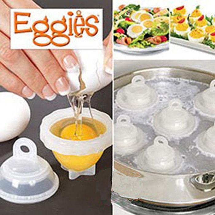 Eggies No Shell Egg Cooker