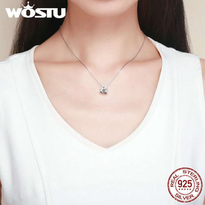 Alphabet Beads Charm Pendant