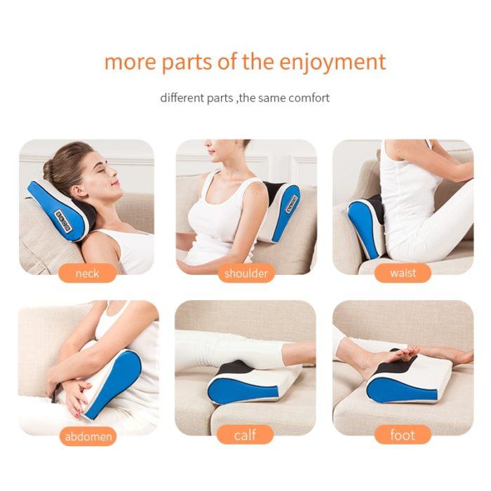 Shiatsu Massage Pillow Electric Massager