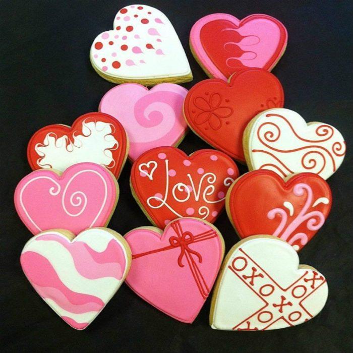 Heart Heart Shaped Cookie Cutters 3-Piece Cutter SetCookie Cutter 3-Piece Cutter Set