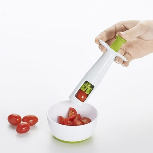 Grape Cutter Quarter Slicer Tool