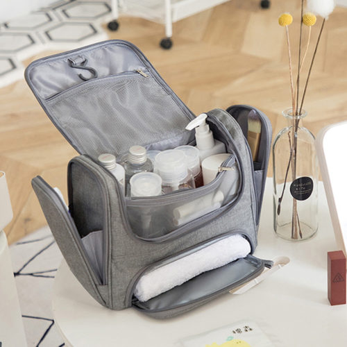 Hanging Travel Toiletry Bag Waterproof Bag