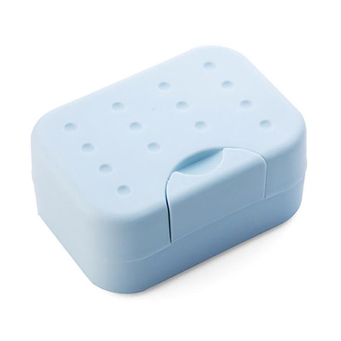 Travel Soap Dish Case Holder