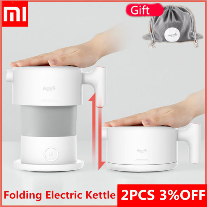 Mini Electric Kettle Foldable Kettle