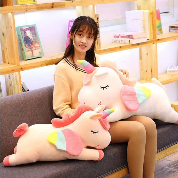 Stuffed Unicorn Plush Toy