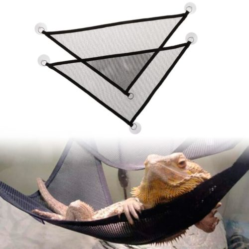 Bearded Dragon Hammock 2PC Set