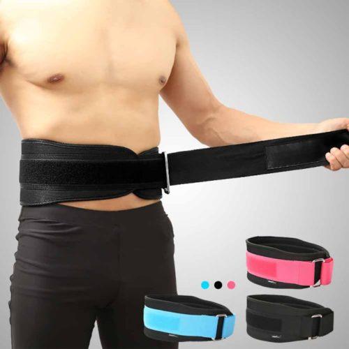 Weight Lifting Belt Gym Equipment