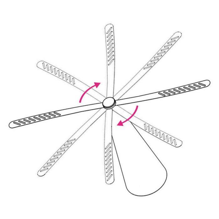 Fly Repellent USB Desk Fan