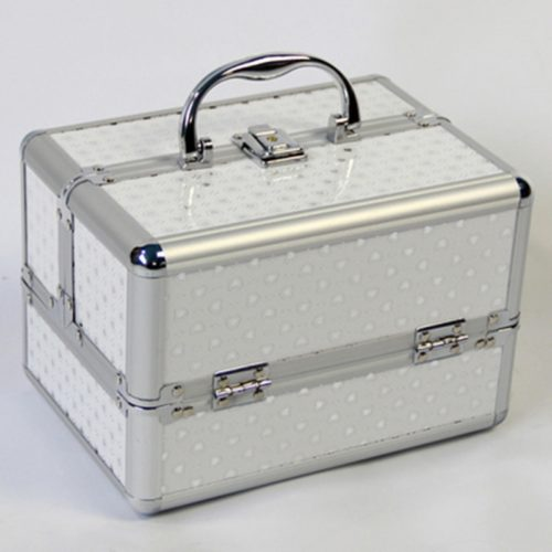 Travel Vanity Case Cosmetic Organizer
