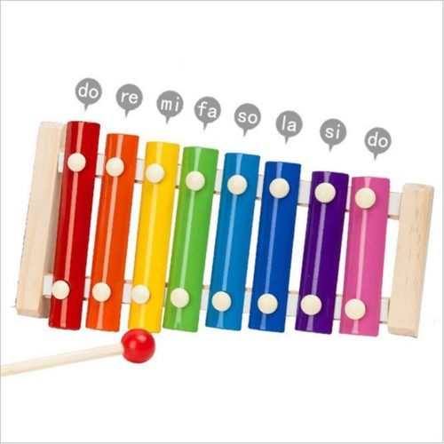 Xylophone Toy Musical Wooden Instrument