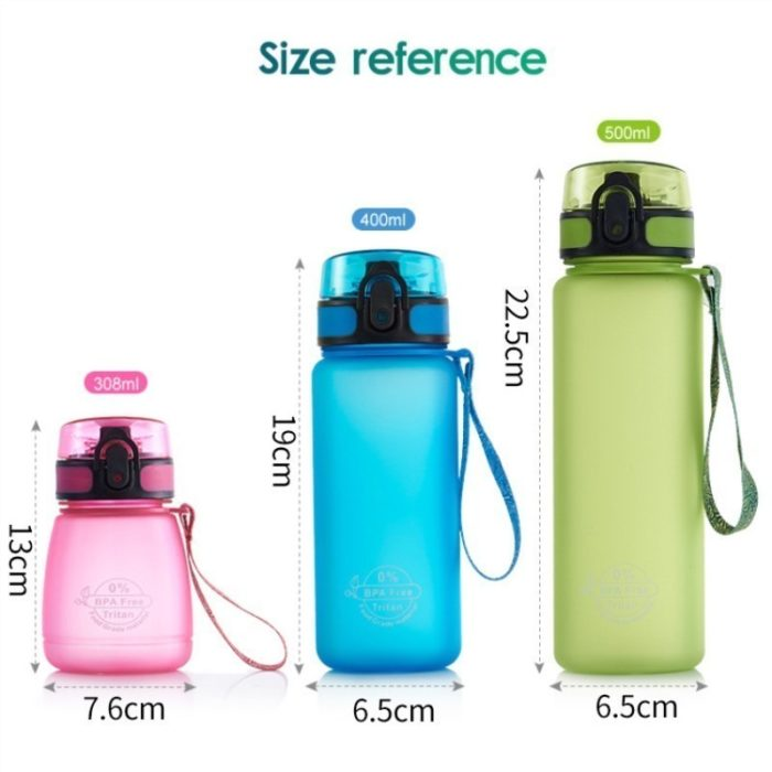 Drinking Water Bottle Travel Drinkware