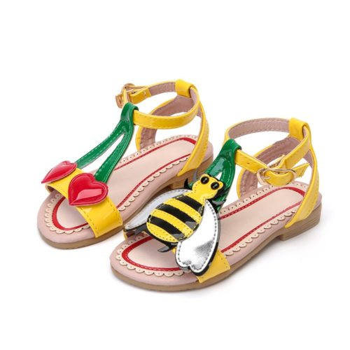 Girl's Summer Shoes Kids Footwear