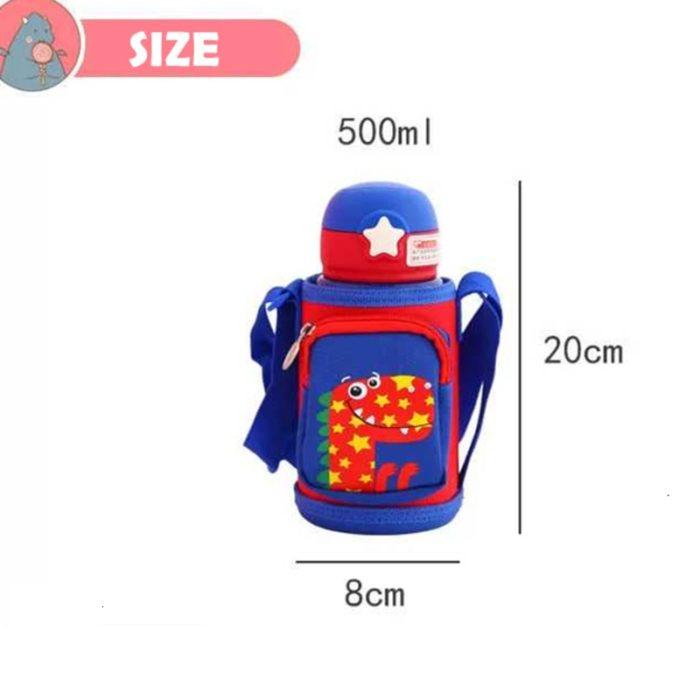 Steel Water Bottle for Kids