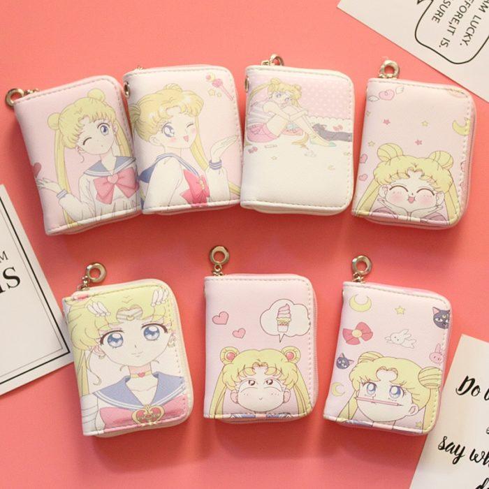 Girls Wallet Ladies Mini Wallet