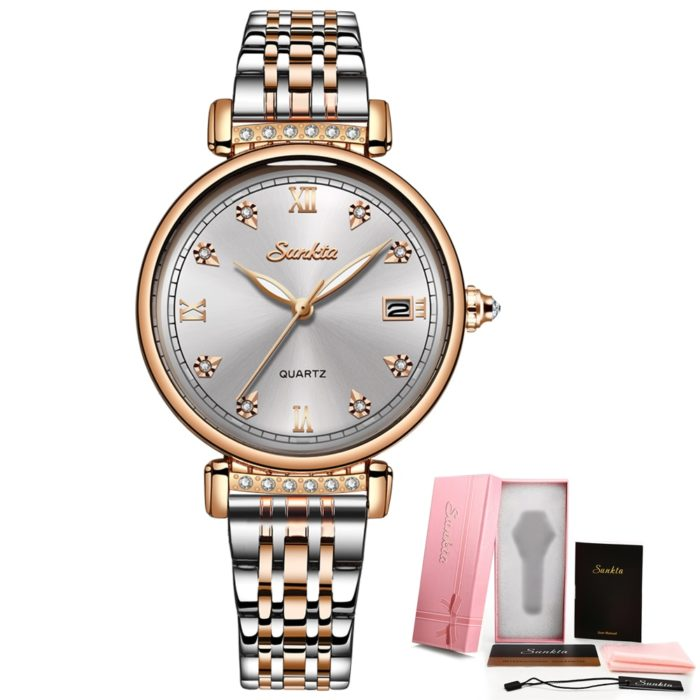 Cool Watch For Women Stylish Timepiece