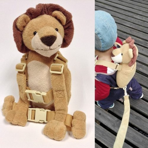 Toddler Backpack Leash Safety Harness