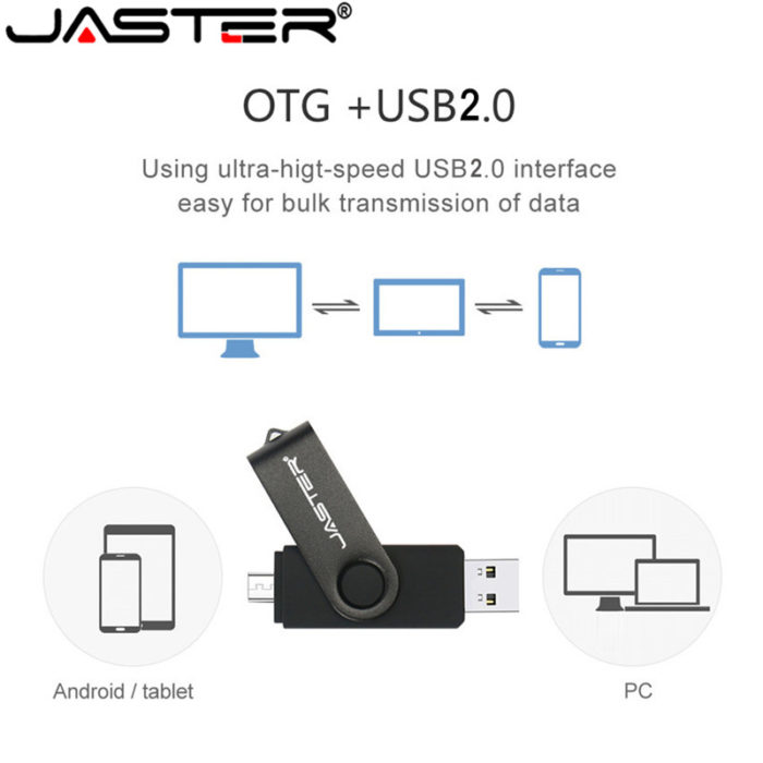 OTG Flash Drive High-Speed Pendrive