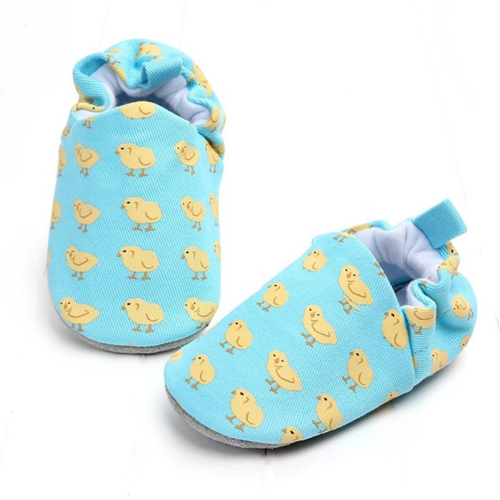 Baby First Walking Shoes Soft Footwear