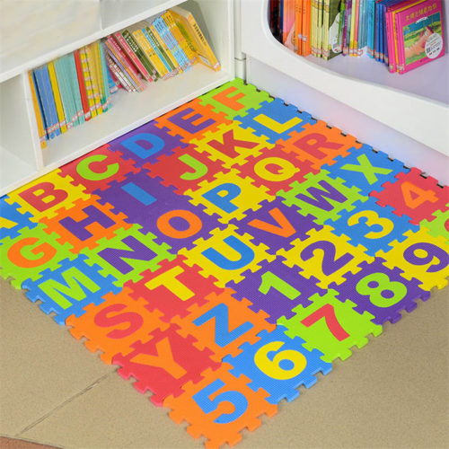 Foam Puzzle Mat 36PCS Toy Set