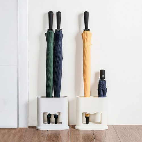 Indoor Umbrella Stand 4-Slot Rack