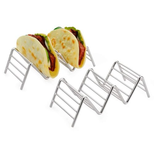 Taco Stands Stainless Steel Taco Holder