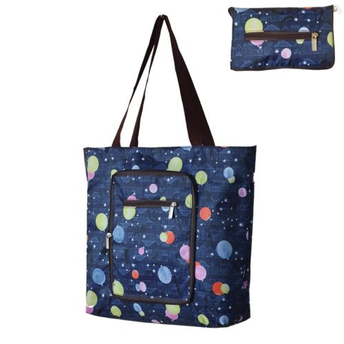 Foldable Reusable Shopping Bag Tote Bag