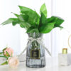 Glass Flower Vase Home Decoration