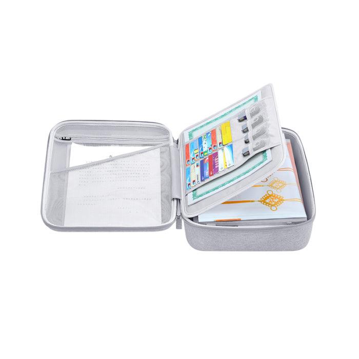 File Bag Document Organizer