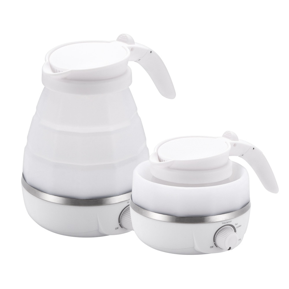 Folding Portable Electric Water Kettle