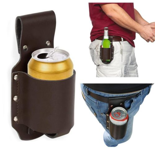Beer Holster Belt Drink Holder