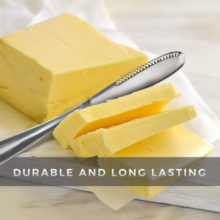 Butter Curler Stainless Steel Knife