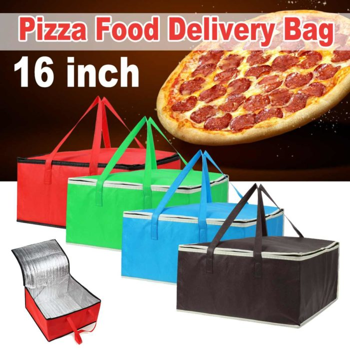 Pizza Delivery Bag Thermal Container