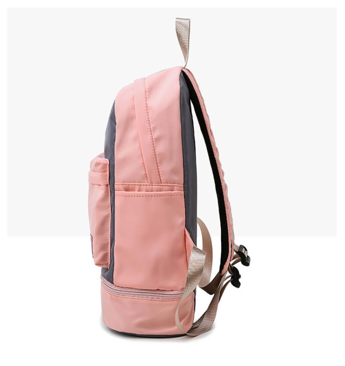 \Unisex Gym Backpack With Shoe Compartment