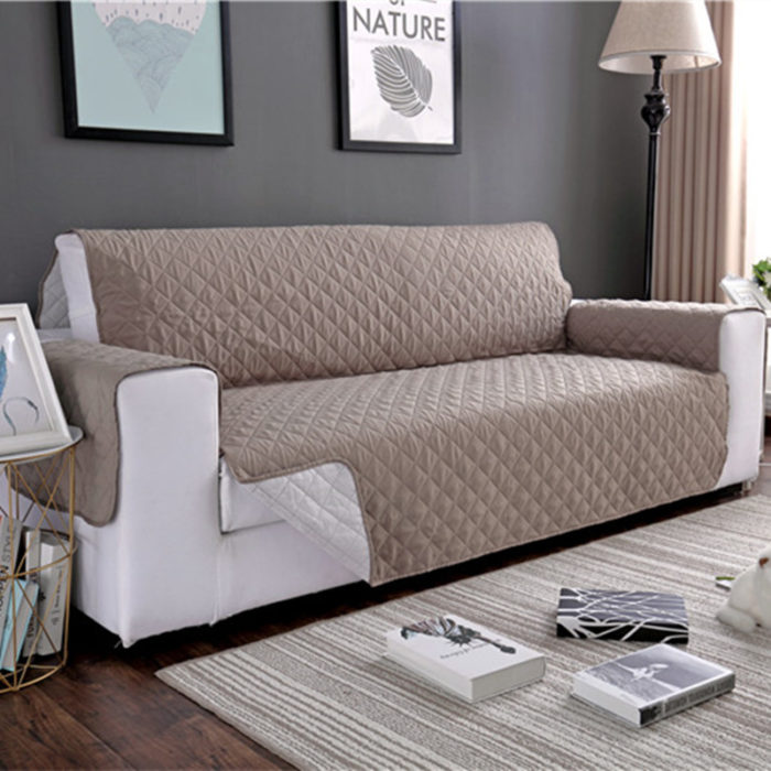 Pet Couch Cover Waterproof Slipcover