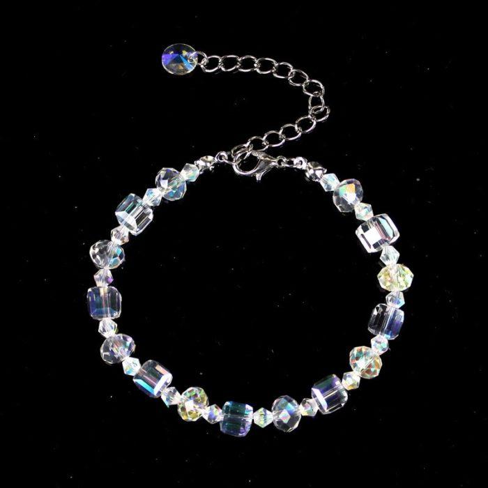 Crystal Bracelet Beaded Accessory