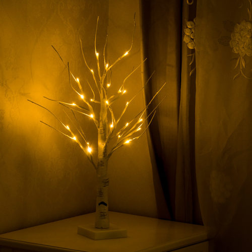 LED Tree Light Night Lamp