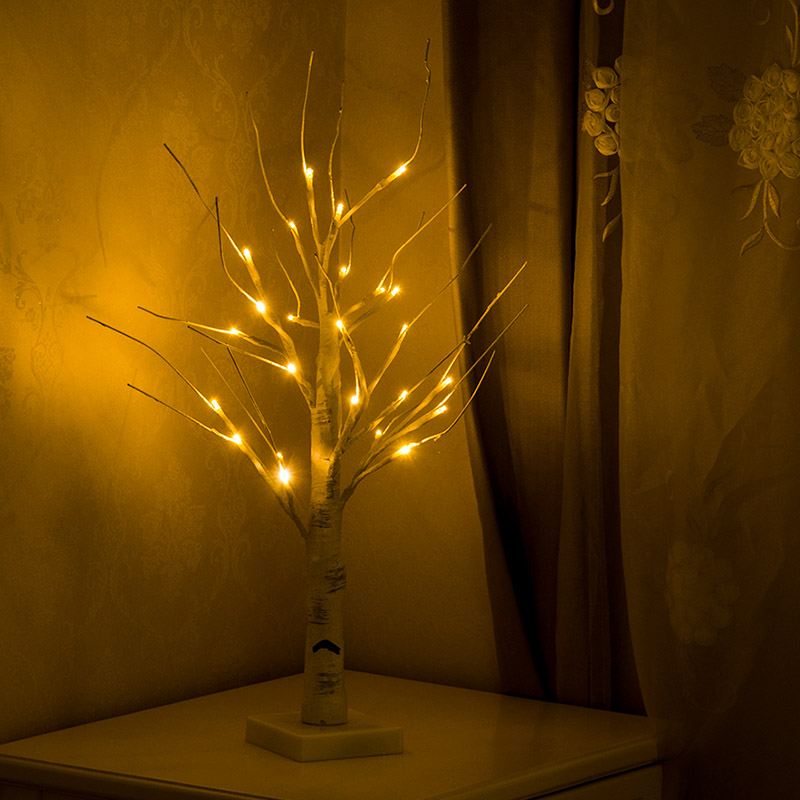 Led Tree Light Night Lamp Life