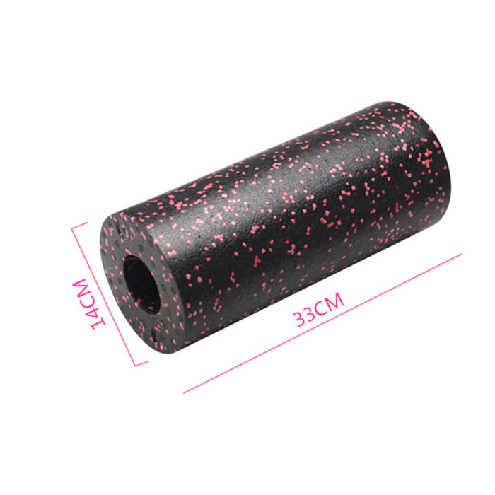 Yoga Foam Roller High-Density Foam