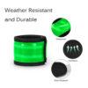 LED Armband Safety Reflective Accessory (4pcs)