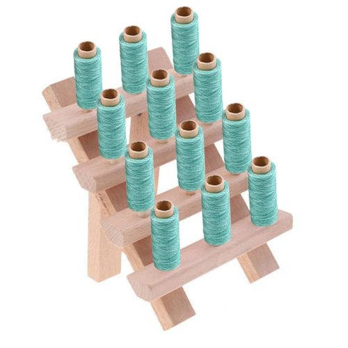 Thread Rack 12-Slot Organizer Stand