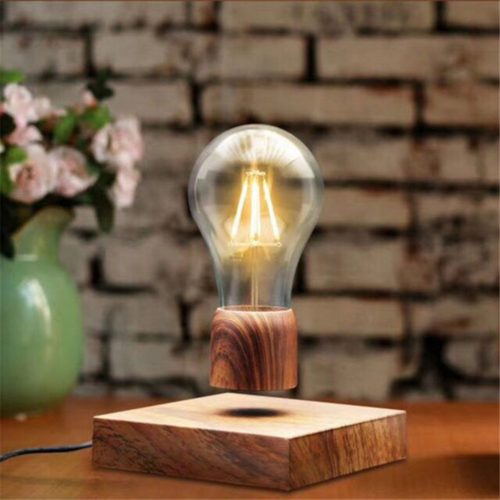 Levitating Lamp Unique Home Decor